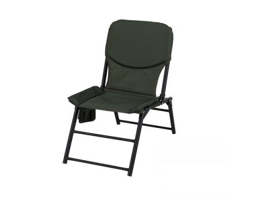 Кресло складное Титан Витан зеленый меланж