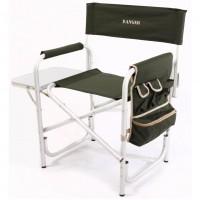 Кресло складное со столиком Ranger FC-95200S RA 2206 (алюминий)