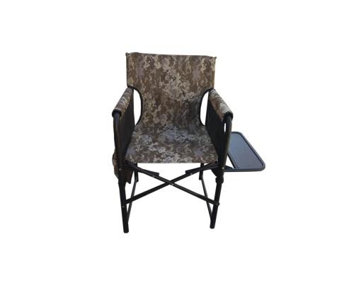 Кресло складное Режиссер с полкой (камуфляж)
