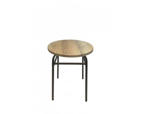 Мебель для кухни табурет с круглой сидушкой