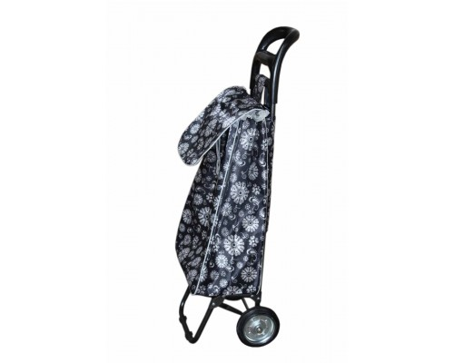 Сумка-тележка хозяйственная на колесах кравчучка