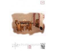 Кованый столовый набор