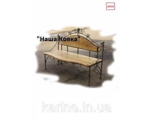 Банкетка деревянная - ДН23