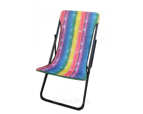 Кресло шезлонг пляжный Релакс